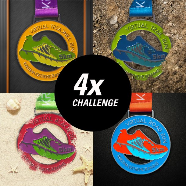 4x Challenge