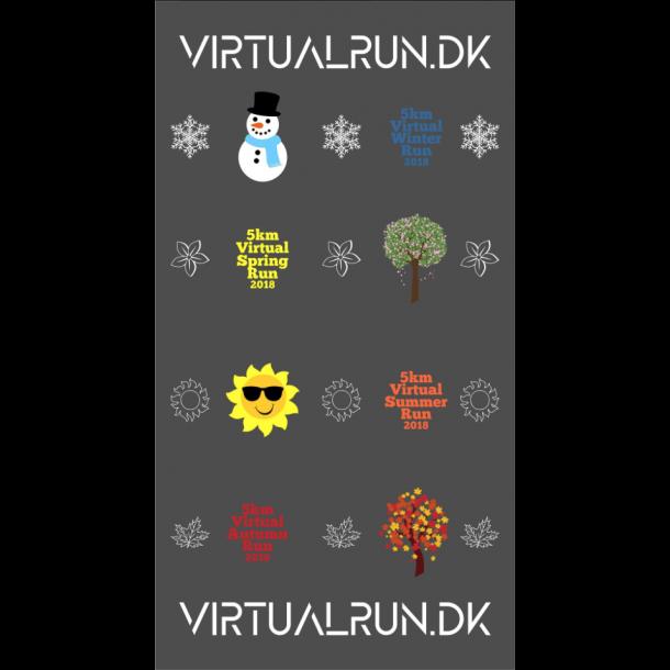 Virtual Run Buff