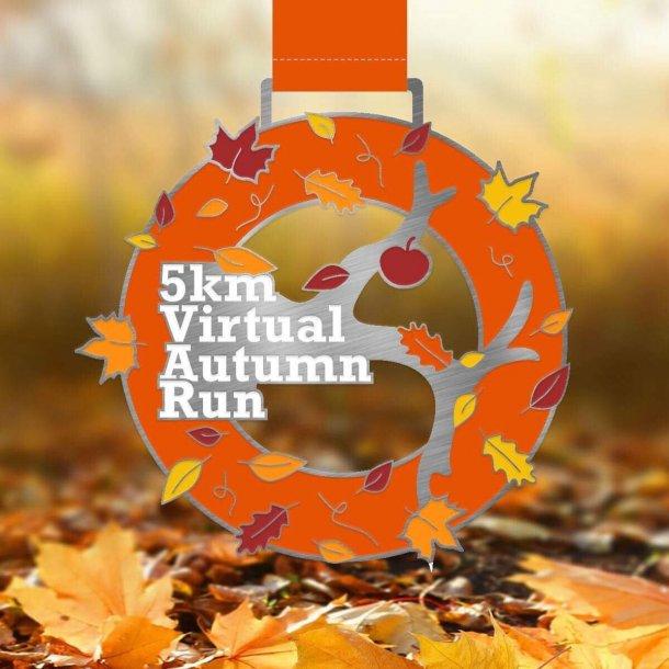 5 km Virtual Autumn Run