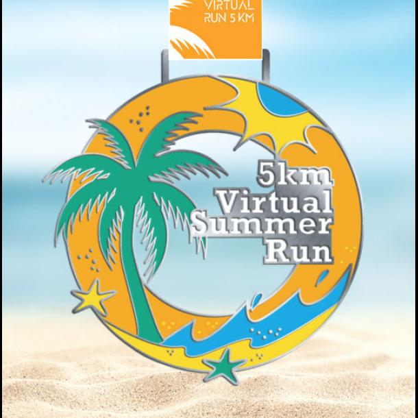5 km Virtual Summer Run